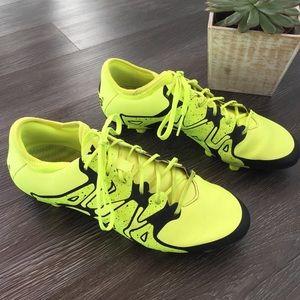 Adidas 15.2 FG/AG Men's Soccer Cleats B26933